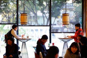 台中 - 咖啡廳 - 歐客佬咖啡 - 安可人生