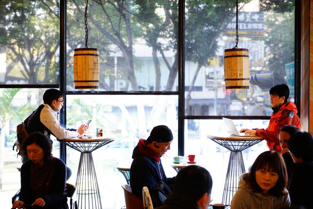 台中在地咖啡師領路 五間新穎熟年咖啡廳
