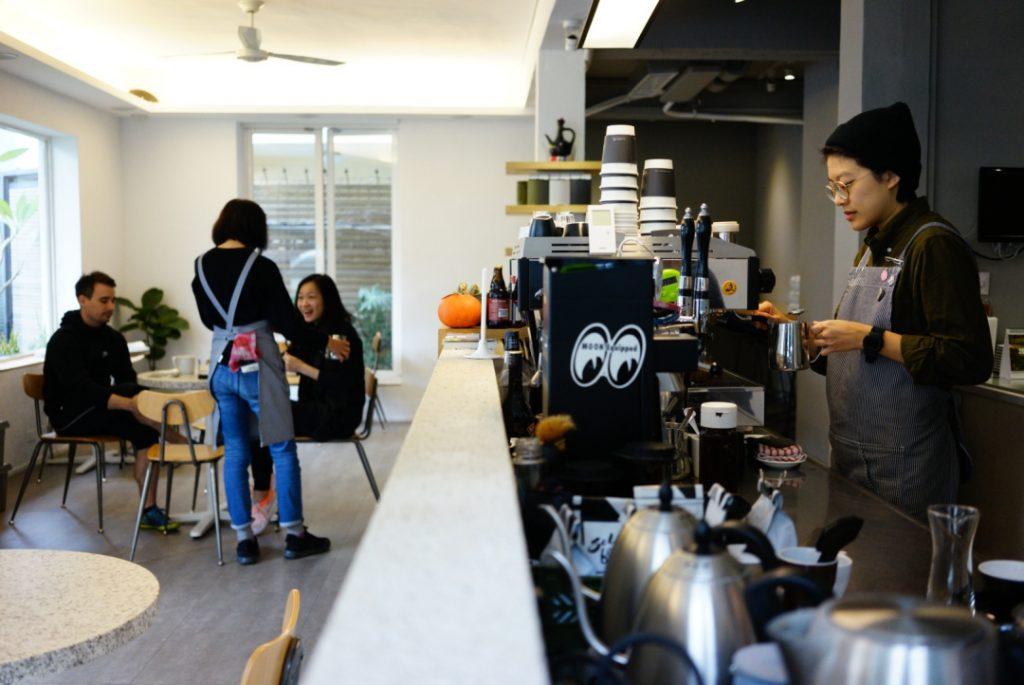 台中 - 咖啡廳 - Solidbean Coffee Roasters- 安可人生