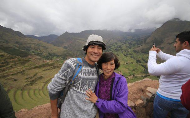 以療傷為起點-韓國媽媽跟兒子一起旅行到世界的盡頭