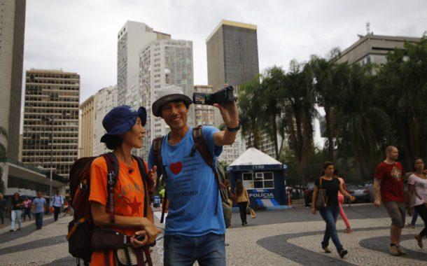 專訪韓國歐爸環遊世界兩圈半,只為找回媽媽的笑容