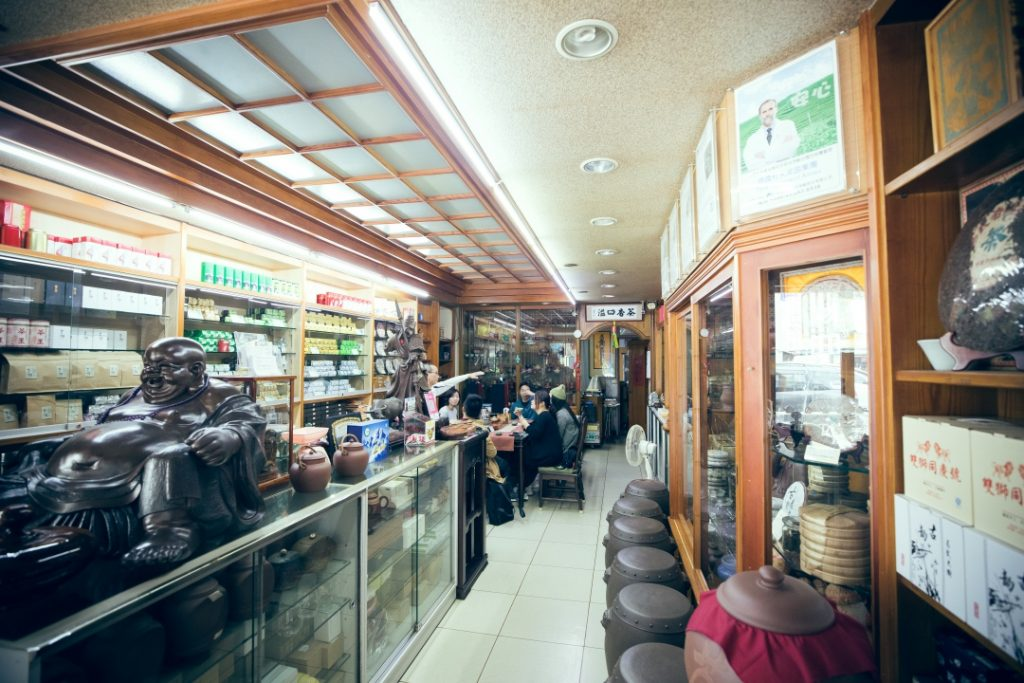 艋舺一日輕旅行 - 褔大同茶莊 - 安可人生