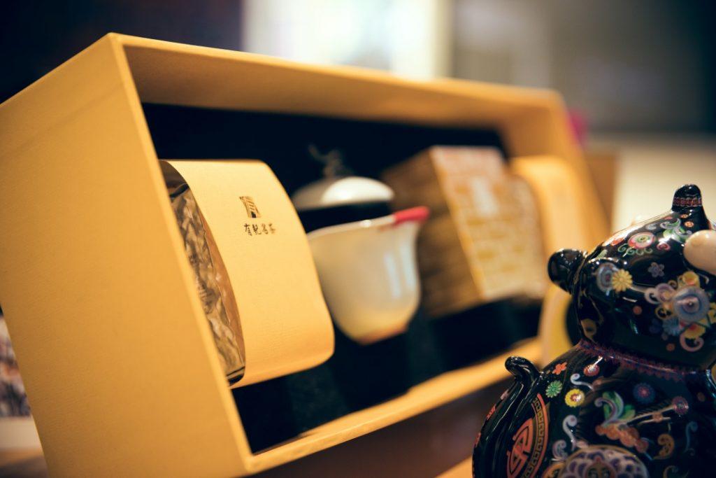 大稻埕百年老店 - 有記名茶 - 安可人生
