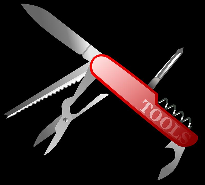 瑞士刀-安可人生