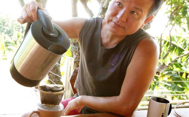 改建農舍與廚房 療癒江冠明的放逐人生