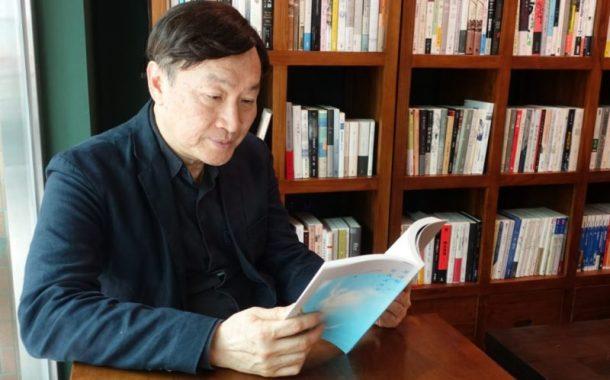 朱全斌透過日記書寫,走出喪妻傷痛