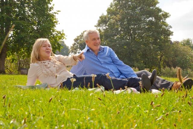 親密對話 DIY讓熟齡族更健康