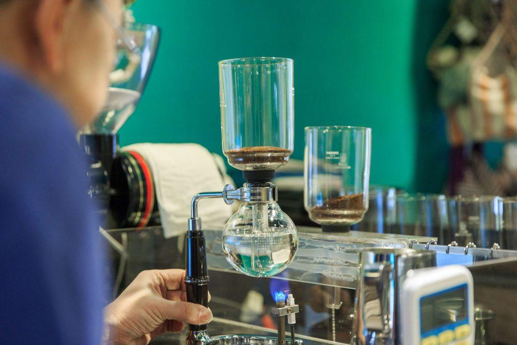 夏隆咖啡 - 基隆 - 安可人生