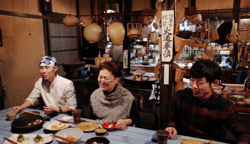 日本傳真|熟齡服裝設計讓她退而不休,創生沒落銀礦小鎮