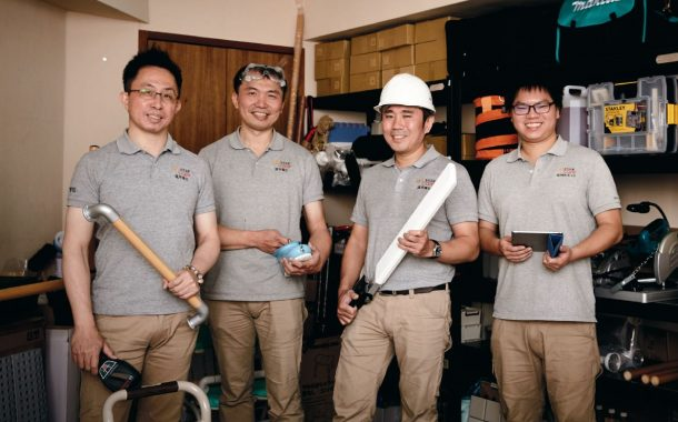 從扶手開始協助在宅安居 UDcare改造家屋的夢想
