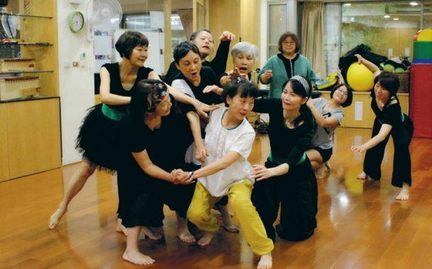 不老社團 | 愛暮舞團  跟著內心節奏起舞