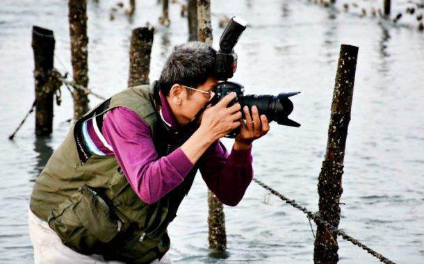高年級研究生王先涵  畢業製作開啟記錄片人生
