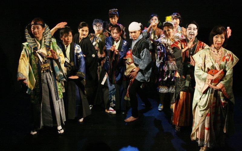 日本千歲銀髮劇團
