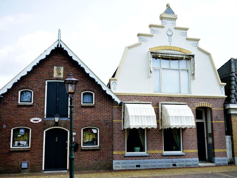 荷蘭老屋的新舊意識  用修繕再創生命力