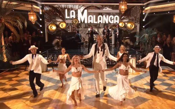 不只是球員! 前NBA球員賈霸參加舞蹈綜藝節目