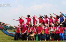 千歲龍舟隊誕生  29名參賽者因龍舟比賽變健康