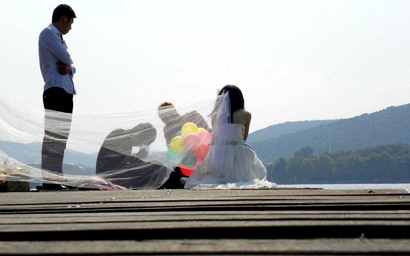 無錫蠡湖-馬蹄壯遊俱樂部-安可人生