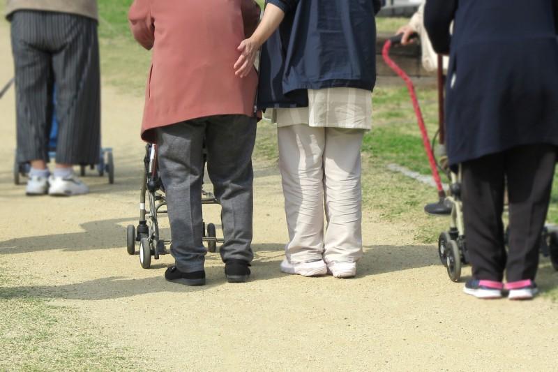 一個簡單智慧科技裝置,降低失智老人出走率