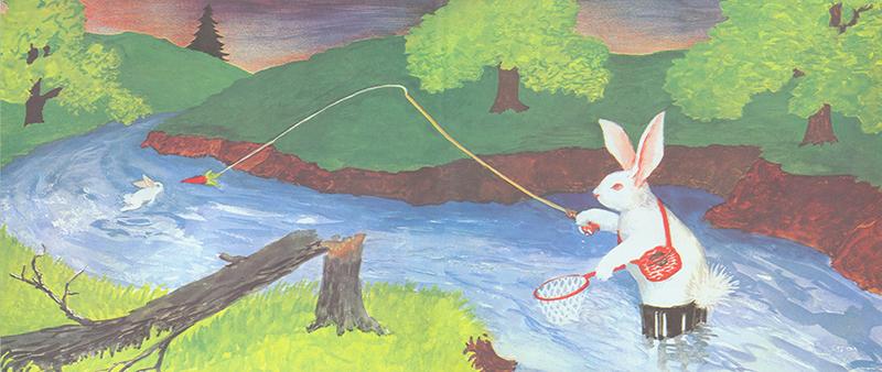 後青春繪本館 - 逃家小兔 - 安可人生