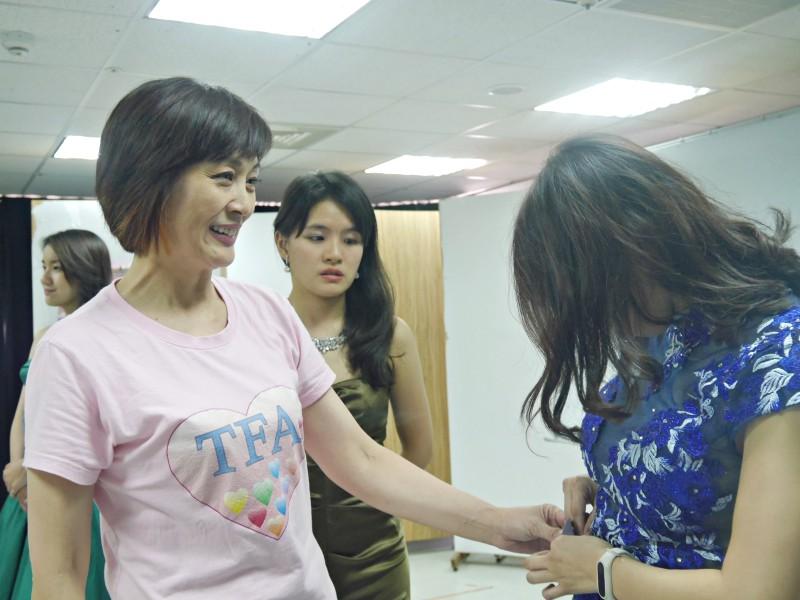 王偉華:走下伸展台,助人找到美麗自信是我的時尚信仰