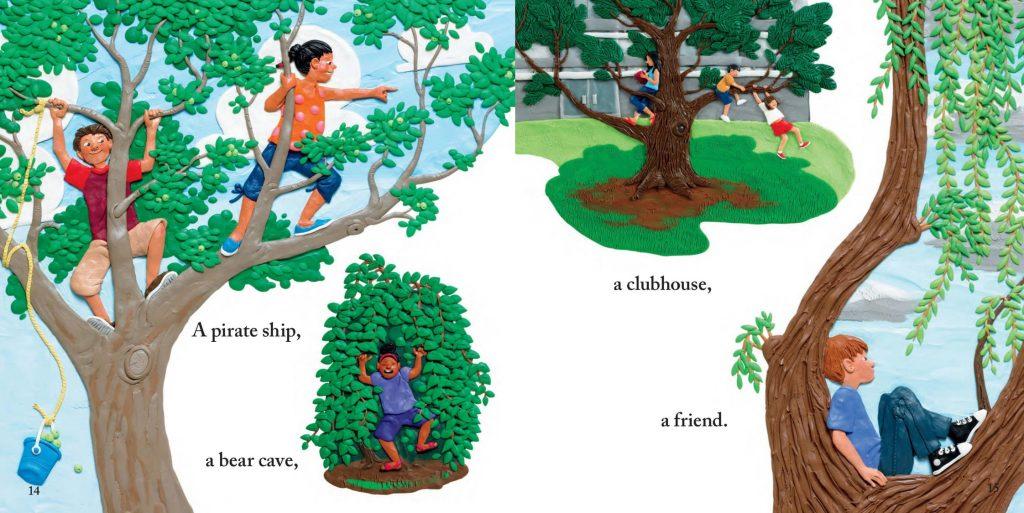 後青春繪本館 – 畫一棵樹 - 安可人生