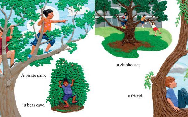 用心「畫一棵樹」