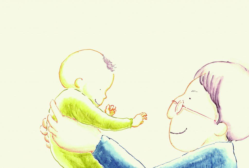 後青春繪本館 – 謝謝你來當爸爸的寶貝 - 安可人生
