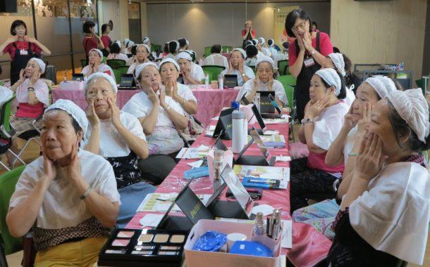 化妝療法給你好氣色,更有助延緩老化