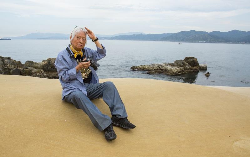 攝影狂愛70年 柯錫杰:每個地方都是我的攝影棚