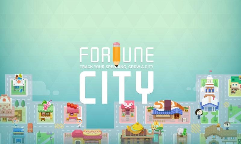 記帳城市App 讓枯燥的記帳變有趣