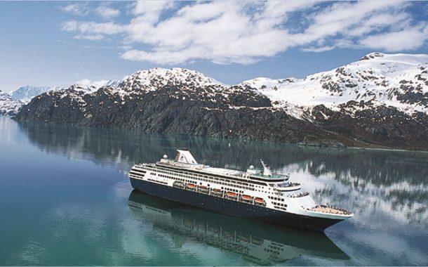 郵輪女王黃麗穗 乘著海上移動城堡探索世界