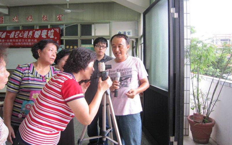 創齡放送局|關注土地沒有極限的社會導演李孟哲