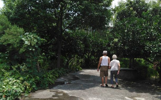 媒體人退休回花東 向90歲老母學生活
