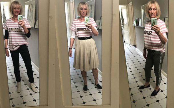 64歲部落客自架穿搭網站教荷蘭熟女穿出時尚與環保