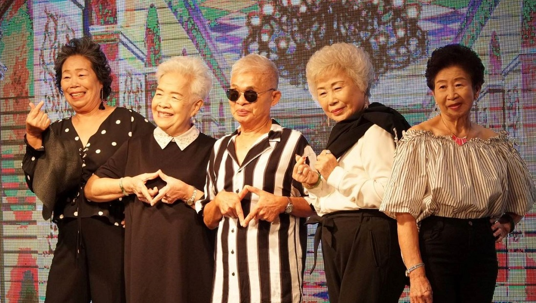台中市打造老派時尚銀河系,銀青共創花漾生活
