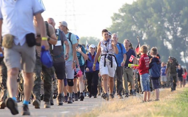 荷蘭提倡徒步小旅行  把散步變成全民運動
