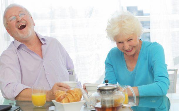 和熟齡的自己相處  健康到老