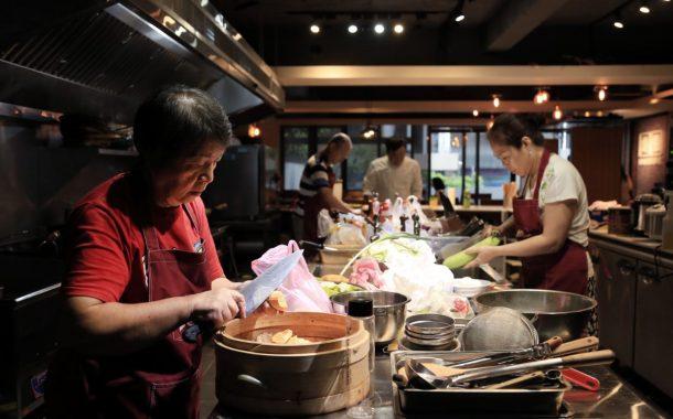 這間私廚,讓資深家廚變主廚展現拿手私房菜
