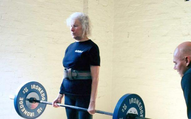 澳洲高齡健身教練:適度肌力訓練有助重新掌握生活力量