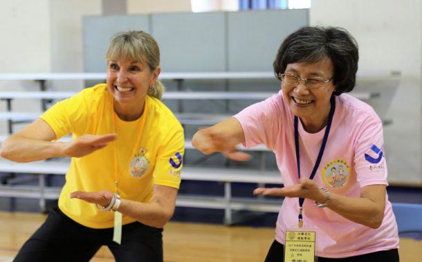 北市大推活躍老化運動  用大人的體育課為生活加分