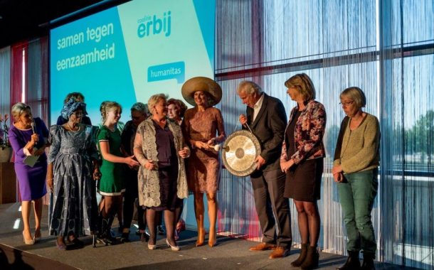 荷蘭全國反對孤獨週,用愛找回被遺忘的人