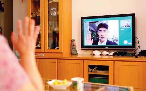 透過視訊和長輩抬槓 瑪帛科技讓電視不一樣!