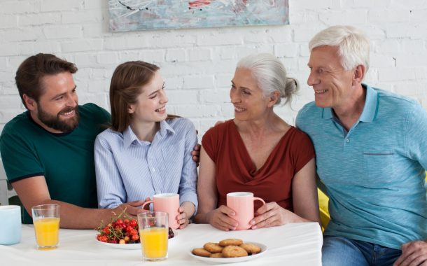 創造友善老年環境,老年學在瑞士社工界正夯