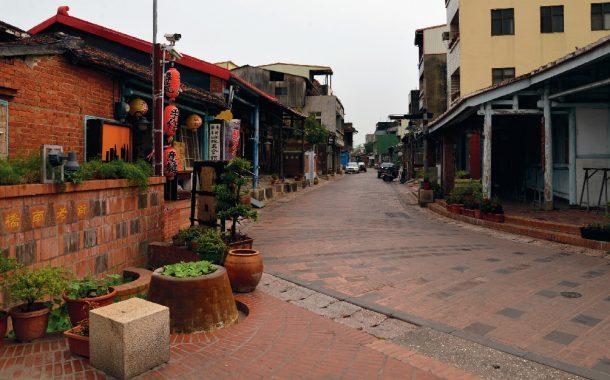 行旅台南|百年來做自己的鹽水 - 記一場經典小鎮風情