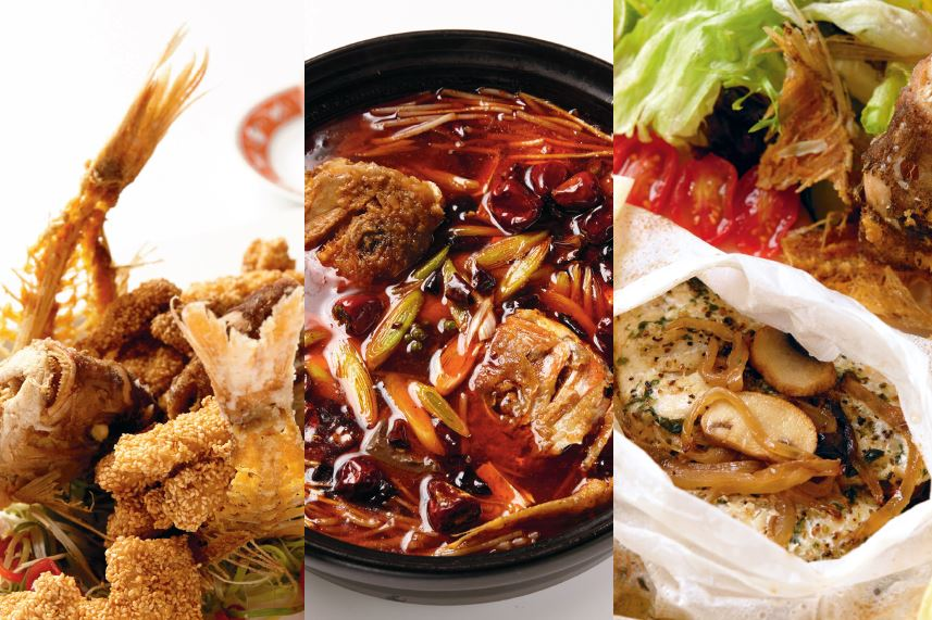 新春特輯|白鯧、紅沙、嘉鱲 – 年年有魚的台灣史
