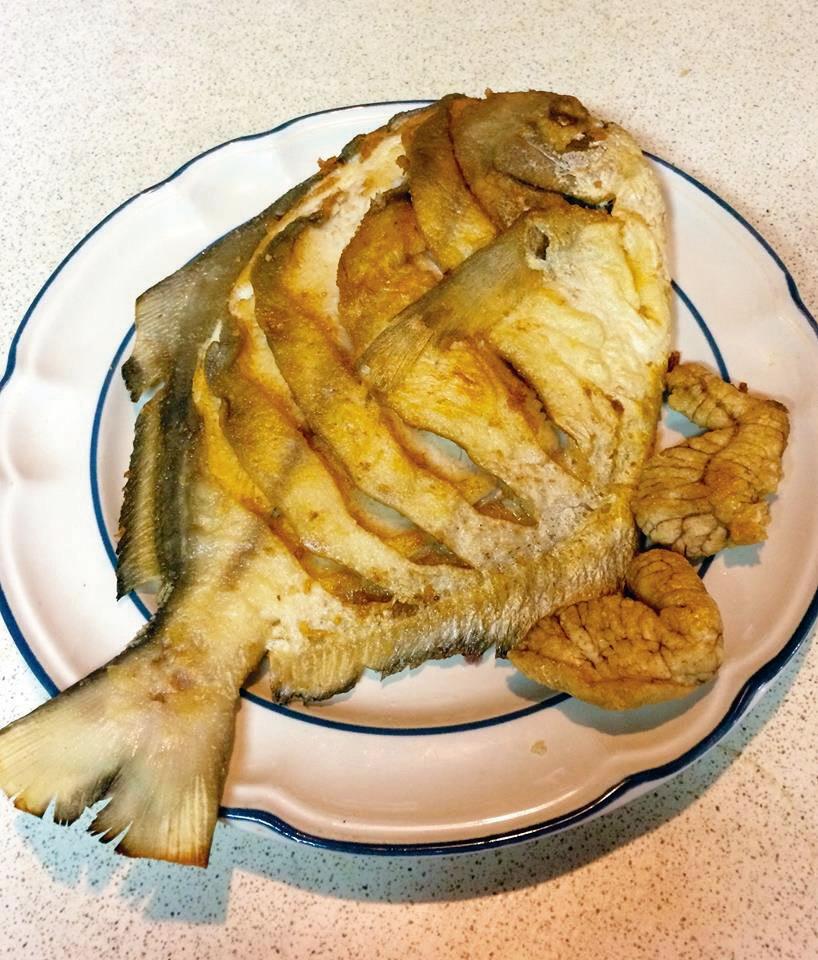 年節魚料理 白鯧 - 安可人生雜誌