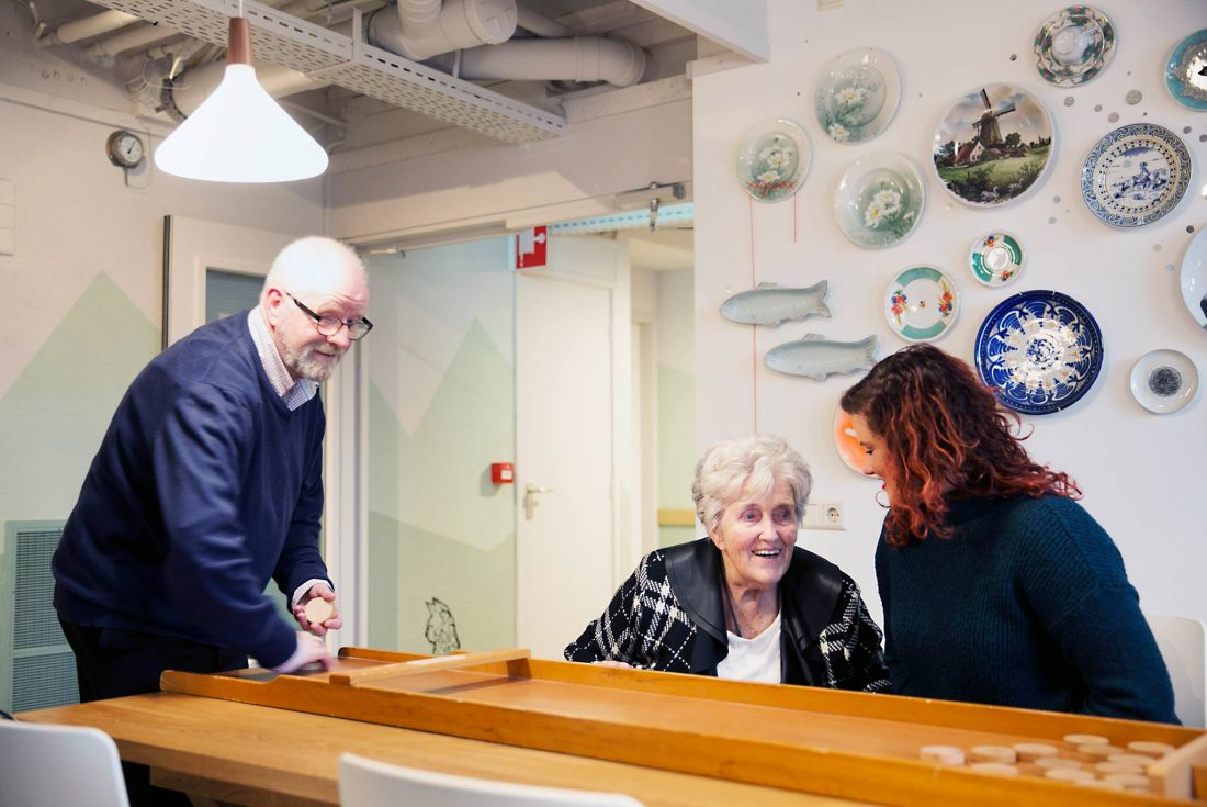 荷蘭高齡住宅的幸福落實 隱私與護理雙重兼具