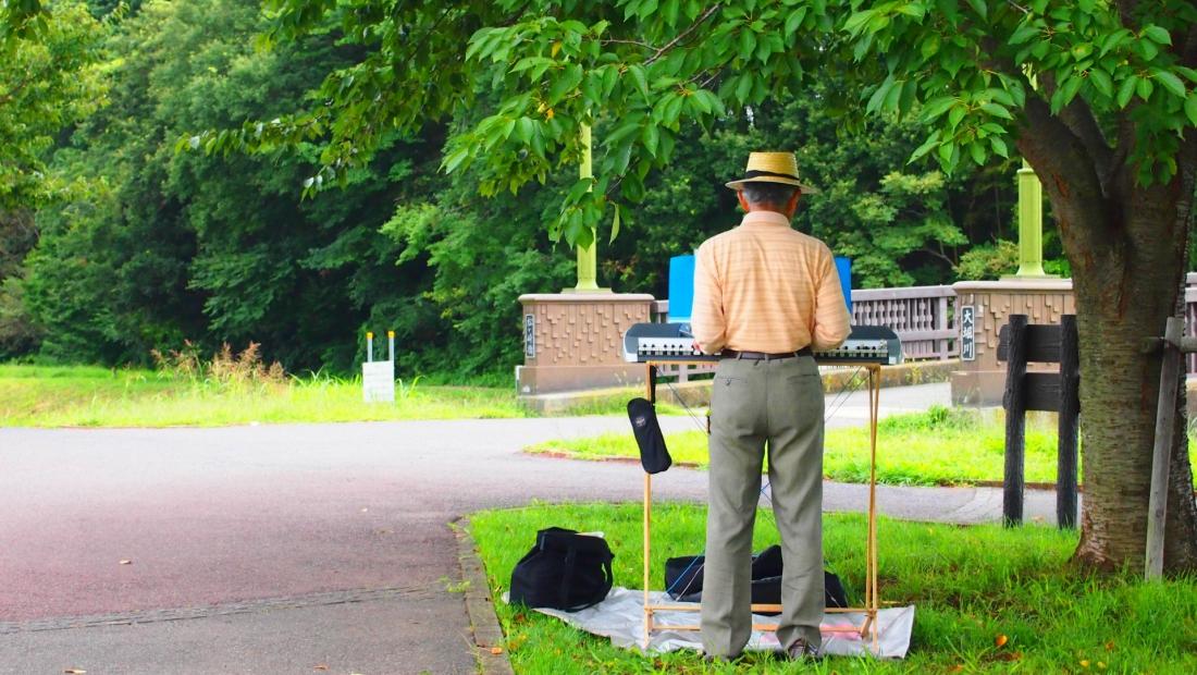 銀齡新動力 |給老男人新舞台有助生活幸福感