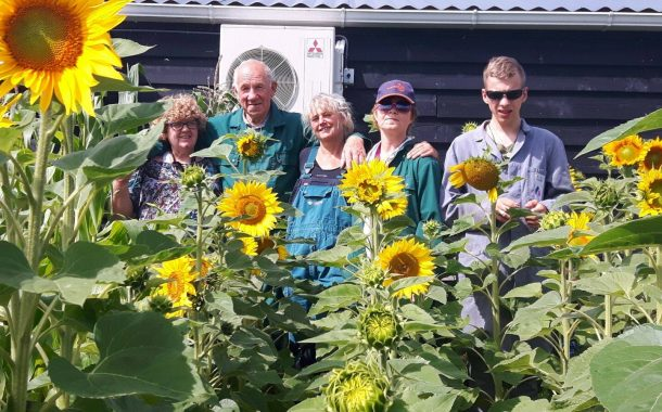 荷蘭傳真|結合農業與照護,護理農場讓失智長者樂開懷