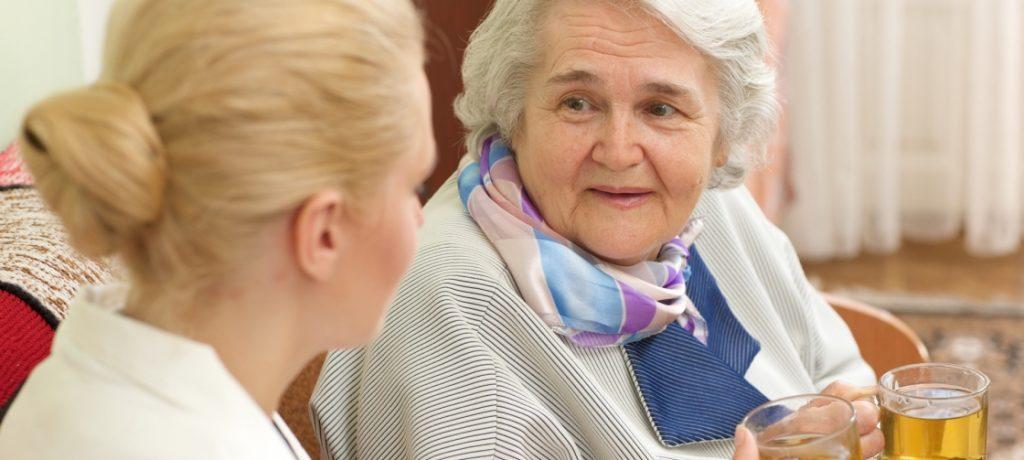 瑞士傳真|社區型在地照護,如何協助失智者與家屬?